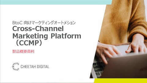 Cross-Channel Marketing Platform